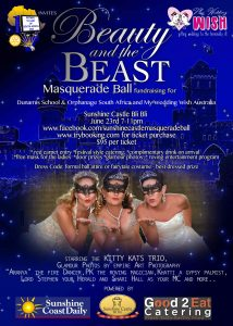 My Wedding Wish, Fundraiser Ball, Sunshine Coast Event, Rotary