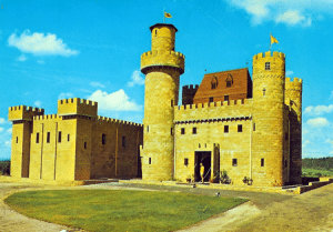 1978 history of the castle