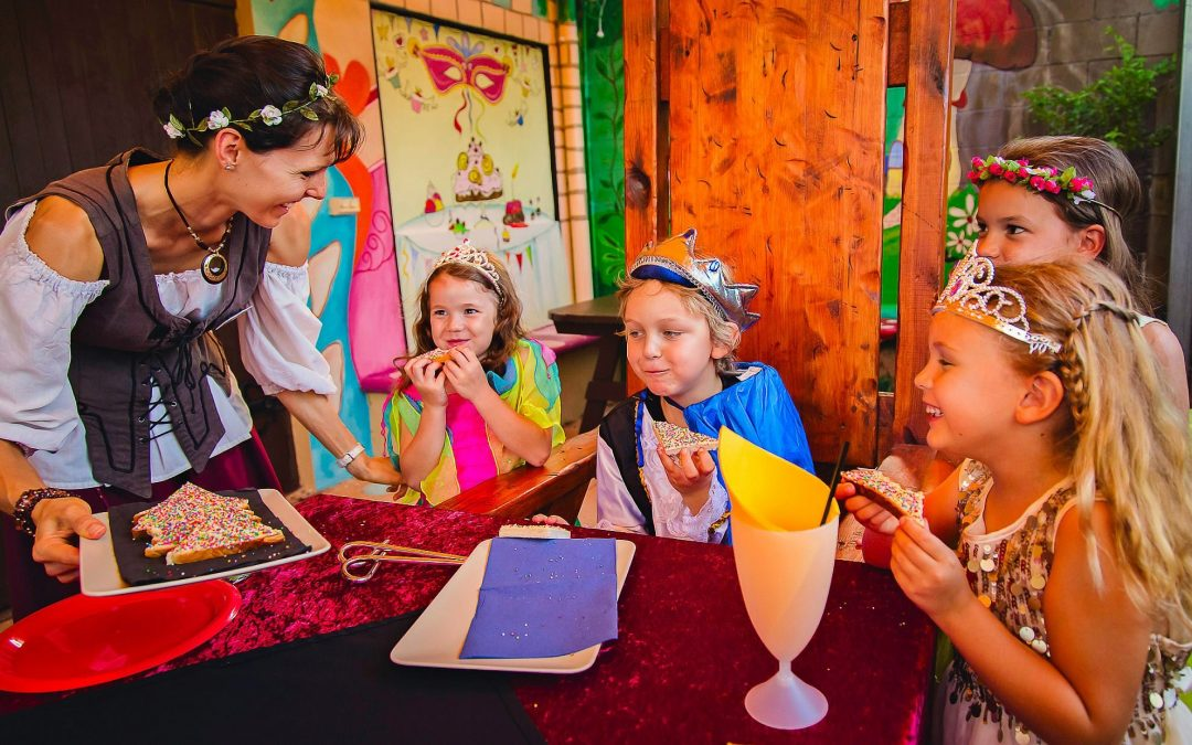 Castle holiday activities for the kids on the Sunshine Coast