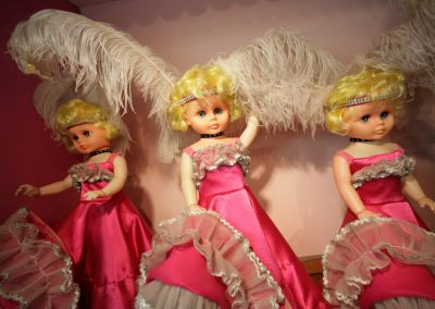 French Can Can Dolls