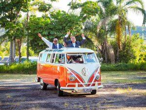 sunshine coast wedding cars