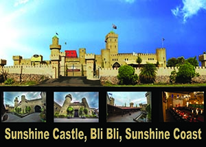 History of Sunshine Castle - A Sunshine Coast icon for 45 years
