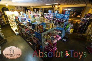 Castle Toy-shop - Absolut-toys