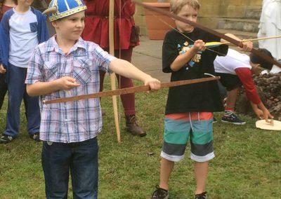 Archery children schools