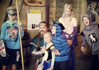Sir Justyn - Medieval learning