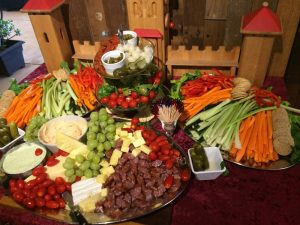 sunshine castle function food