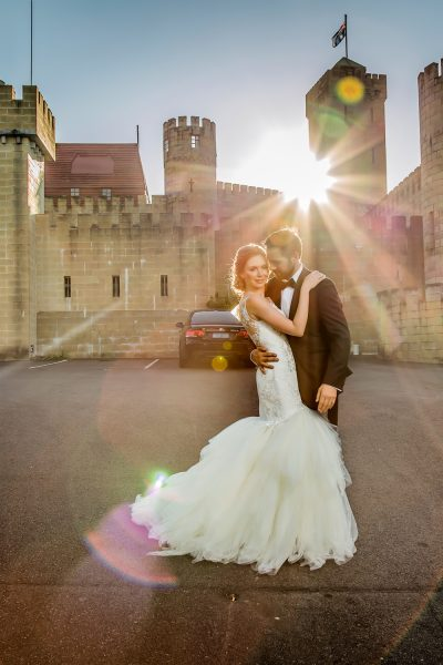 beautiful wedding venue - The Sunshine Castle (portrait)
